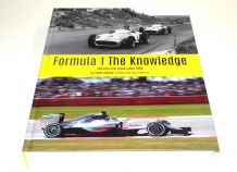 FORMULA 1 THE KNOWLEDGE : RECORDS AND TRIVIA SINCE 1950 (Hayhoe 2016) SIGNED